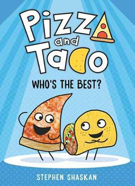 Pizza and Taco Graphic Novel
