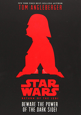 Star Wars books for tweens and teens:Beware the Power of the Dark Side