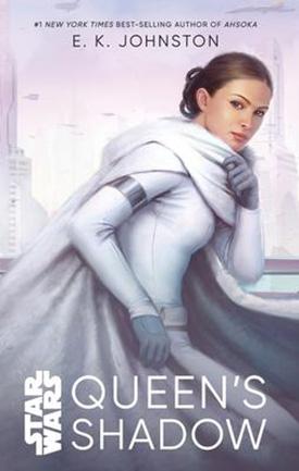 Star Wars books for tweens and teens: Queen's Shadow