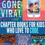Coding Chapter Books for Kids (ages 8 to 18 years)