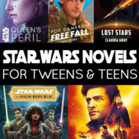 Sta Wars Books for Tweens and Teens
