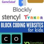 Block Coding Websites for Kids