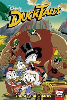 DuckTales comic