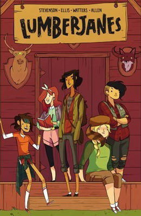 Lumberjanes comics for girls