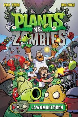Plants vs Zombies comic book series