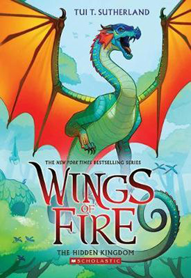 The Hidden Kingdom: Wings of Fire Book Series