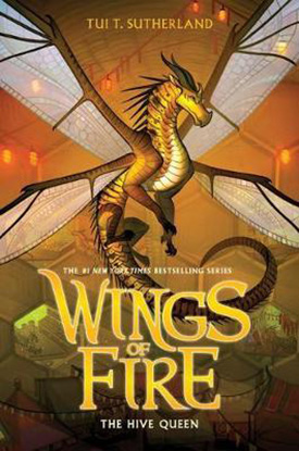 The Hive Queen: Wings of Fire