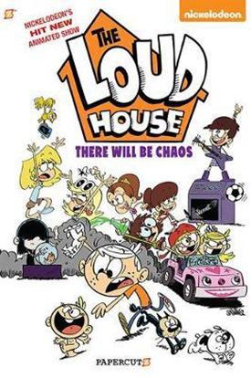 The Loud House Comic Book for Kids