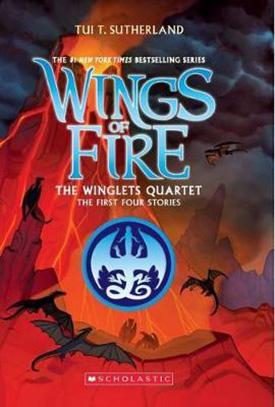The Wings of Fire Winglets Quartet