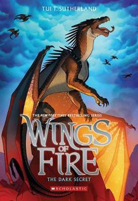 Wings of Fire Book 4: The Dark Secret