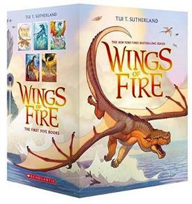Wings of Fire boxset 1