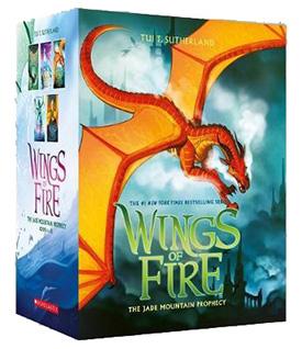 Wings of Fire boxset 2