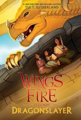 Dragonslayer: Wings of Fire Legends