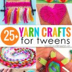 25+ Yarn Crafts for Tweens
