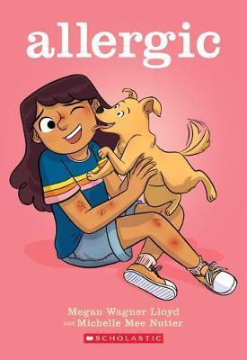 Allergic graphic novels for girls