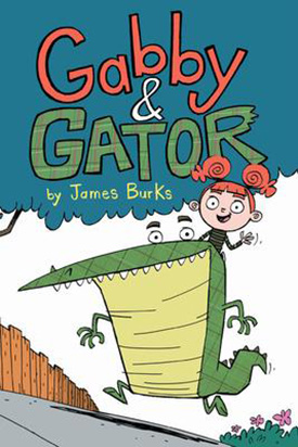 Gabby and Gator graphic novel for kids
