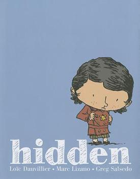 Hidden graphic novel
