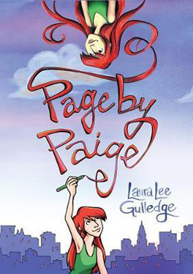 Page by Paige graphic novel
