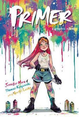 Primer: graphic novels for girls