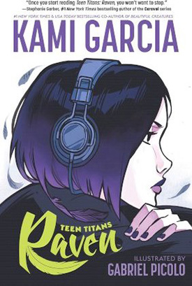 Raven graphic novels for girls