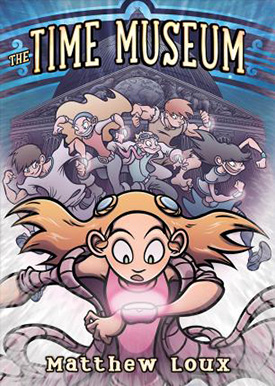 The Time Museum: Graphic Novels for Strong Girls