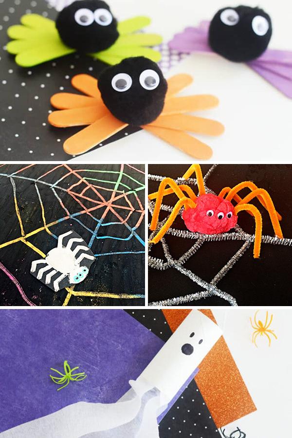 Halloween Art Activities for Kids