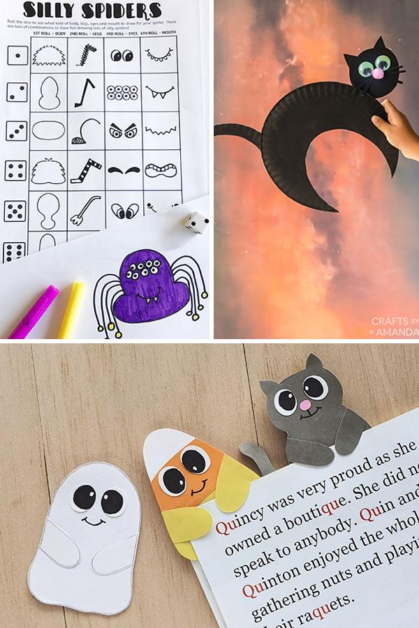 Halloween Art Ideas for Kids