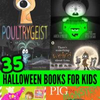 35 Halloween Books for Kids